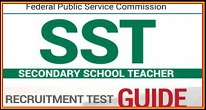 FPSC SST Secondary School Teacher Mcqs Solved Past Papers & Books